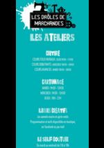 Services et infos pratiques Les drôles de marchandes : Venez découvrir Les Drôles de Marchandes