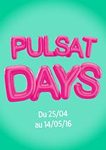 Promos et remises Pulsat : Profitez des  PULSAT DAYS !