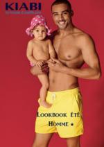 Catalogues et collections Kiabi : Lookbook été homme
