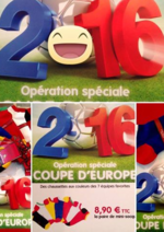 Promos et remises Lille de France : Opération coupe d'Europe