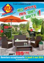 Prospectus DYA Shopping : Nos Petits Prix sont de sortie!!!