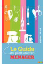 Promos et remises  : Le guide du petit éléctroménager Printemps Eté 2016