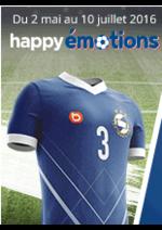 Promos et remises Boulanger : Happy Emotions
