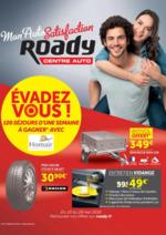Prospectus Roady : Les offres du moment