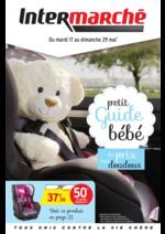 Prospectus Intermarché Super : Petit Guide bébé