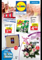 Promos et remises  : XXL quantité maxi à prix mini