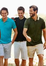 Catalogues et collections Celio : 3 pour 2; le Polo, l'indispensable du dressing masculin