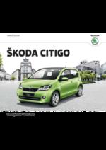 Catalogues et collections Skoda : Optez pour la Skoda Citigo