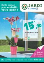 Promos et remises  : Belle saison pour embellir votre jardin !