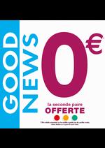 Bons Plans Chauss Expo : GOOD NEWS : 0€ la seconde paire !
