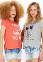 Bons Plans Jennyfer : Le 3ème t-shirt à 1€