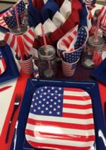 Promos et remises  : Table du mercredi : L'Amérique