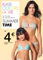 Catalogues et collections Kiabi : Summer Time