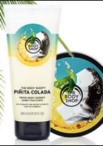 Catalogues et collections The Body Shop : Adoptez un nouveau cocktail de beauté