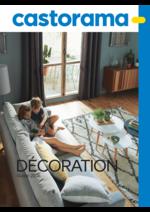 Catalogues et collections Castorama : Guide Décoration 2016
