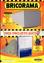 Promos et remises  : Mes projets bâti