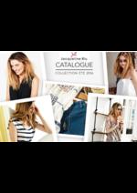 Promos et remises  : Catalogue collection été 2016