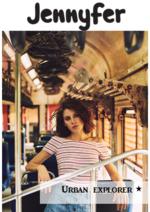 Catalogues et collections Jennyfer : Lookbook Urban explorer