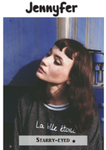 Catalogues et collections Jennyfer : Lookbook Starry-eyed