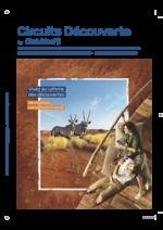 Catalogues et collections  : Brochure Circuits Découverte 2017