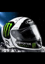 Promos et remises Dafy moto : Le casque Indy Lorenzo à 449,90€ au lieu de 549,90€