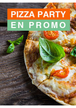 Bons Plans Monoprix : Pizza party en promo