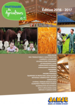 Promos et remises  : Guide Agriculteur 2016-2017