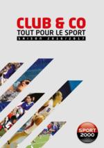 Promos et remises  : Tout pour le sport 2016-2017