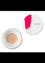Promos et remises Kiko : -50% sur le fond de teint lumineux Kiko