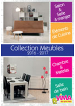 Catalogues et collections VIMA : Collection Meubles 2016-2017