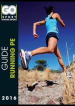 Promos et remises  : Guide Running pe 2016