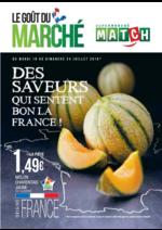 Prospectus Match : Des saveurs qui sentent bon la France
