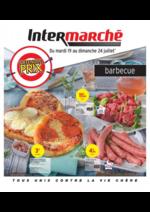 Prospectus Intermarché Super : Offensive des prix : Spécial Barbecue