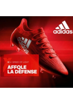 Catalogues et collections Sport 2000 : Nouvelle X16 Speed og Light Adidas