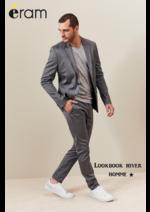 Promos et remises  : Lookbook hiver homme