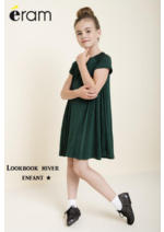 Catalogues et collections Eram : Lookbook hiver enfant