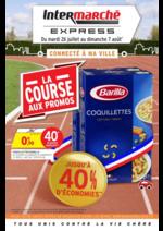 Prospectus Intermarché Express : La course aux promos