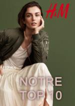 Catalogues et collections H&M : Lookbook femme Notre top 10