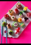 Catalogues et collections Gulli Parc Bry-sur-Marne : Réalisez vos sushis bonbons