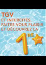 Bons Plans Gare SNCF : Découvrez le confort de la 1ère classe dès 39€