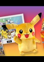 Catalogues et collections Micromania : Les Pokémon sont de retour !!!