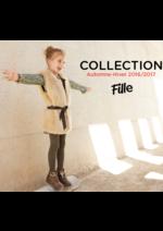 Catalogues et collections besson : Nouvelle Collection Automne-Hiver Fille