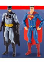 Catalogues et collections King Jouet : Adoptez les figurine DC Comics !