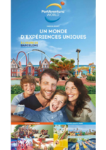 Promos et remises Carrefour Spectacles : Portaventura promo 2 jours
