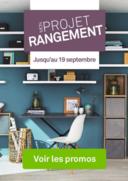 Catalogues et collections Leroy Merlin Chartres : Mon Projet Rangement