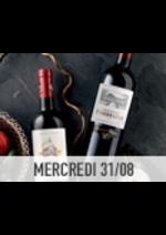 Promos et remises  : Sélection de vins