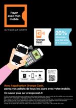 Promos et remises  : Payer avec mon mobile