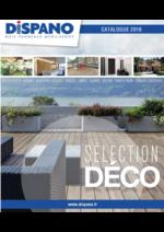 Catalogues et collections Dispano : Catalogue Sélection Déco 2016