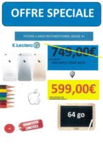 Bons Plans E.Leclerc : Offre spéciale : iPhone 6