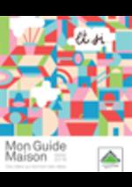 Catalogues et collections Leroy Merlin : Mon Guide Maison 2016